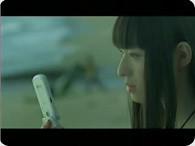 栗山千明_FOMA P902iS『リズムシンクロ 篇』-1