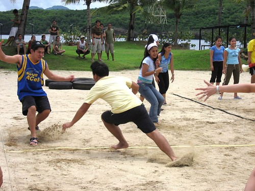 philippines indigenous games Some philippine indigenous sports or games are sipa, patintero, moro-moro, arnis de mano, sikaran, dumog, luksong baka, bato-bato, tarumpo, paligsahang kalabaw, dama, buchay, bunong braso.