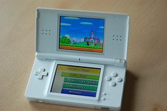 Nintendo DS Lite review (Fintan) Tags: d50 lite nintendo ds nintendods nintendodslite