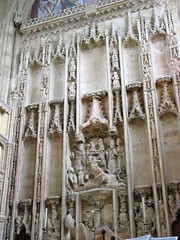 Christchurch, Dorset (Martin Beek) Tags: christchurch england architecture jesse churches historic dorset reredos