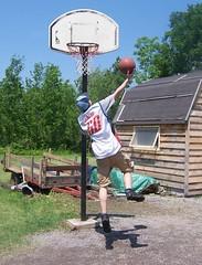 Triumph (liennosyarg) Tags: chris basketball hoop jump neil grayson bobb liennosyarg