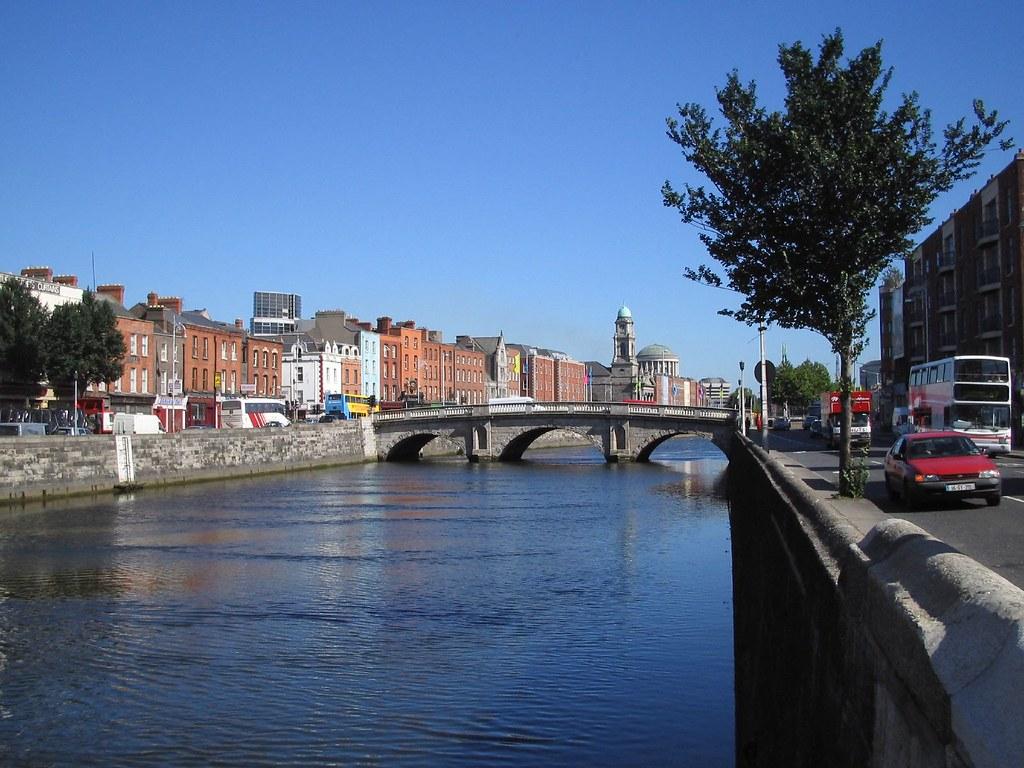 River Liffey Dublin, Ireland