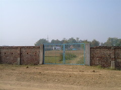 Bodh Gaya land    gates