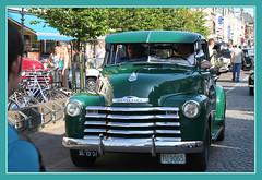 Chevrolet Stepside Pick Up 3100 / 1951 (gill4kleuren - 12 ml views) Tags: classic cars chevrolet up pick vianen 3100 stepside oldtimerdagvianen