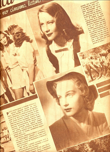 O Século Ilustrado magazine, 1943 - page 17
