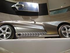 Sexy Car (Mark Chandler) Tags: germany stuttgart mercedesbenzmuseum