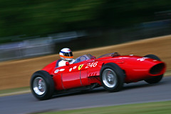 Ferrari 246 Dino (paulwoolrich) Tags: cars digital racing fos goodwood motorsport festivalofspeed canoneos1dmarkiin