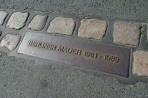 Berlin Wall Footprint