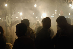 we all need (sam b-r) Tags: topf25 night lights smoke morocco maroc marrakesh maruecos djemaaelfna s61601410 sambrimages