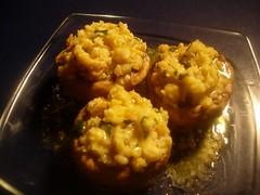 funghi ripieni al parmigiano-5 (vinaigrettegourmet) Tags: recipe gourmet gastronomia piatti ricette estivi pietanza vegetariane unici