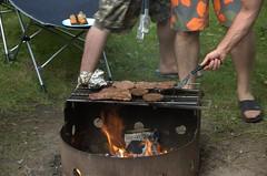 Supervising (worldwidewebdomination) Tags: camping ontario canadaday sandbanks