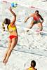 Paris FIVB Beach Volley World Tour 2006 (Sam OULMOU) Tags: paris france beach sam photojournalism 2006 volley champsdemars beachvolley fivb top20sports photojournalisme oulmou samoulmou beachvolleyworldtour