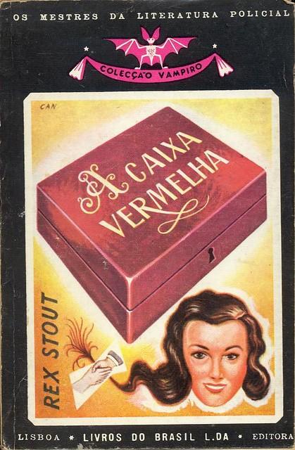 Cândido Costa Pinto, A Caixa Vermelha,1940s