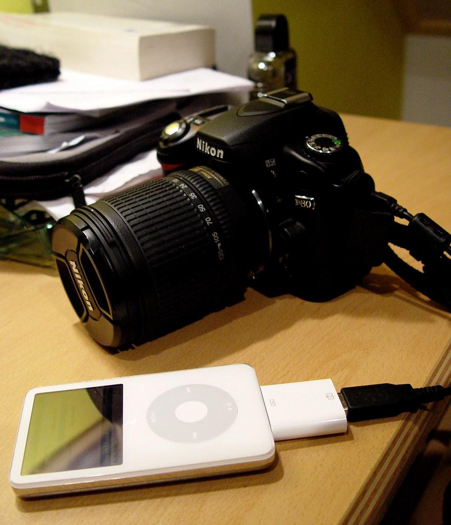 iPod Camera Connector