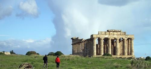 Selinunte, Sicilia