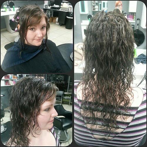 Spiral Perm Long Hair Beach Wave Spiral Perm Long Hair Beach Wave
