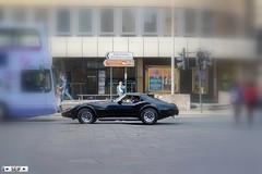 1973 Corvette Stingray Coupe Glasgow 2015 (seifracing) Tags: cars scotland europe stingray glasgow scottish police e type british jaguar emergency corvette polizei coupe 1973 spotting services strathclyde scania ecosse 2015 seifracing