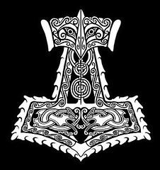 Mjllnir (12) (fiore.auditore) Tags: thor mythology mythologie mjlnir asatru mjllnir