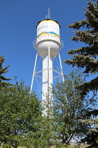 Wetaskiwin Water Tower (Wetaskiwin, Alberta)