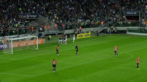 Palmeiras 4 x 0 São Paulo