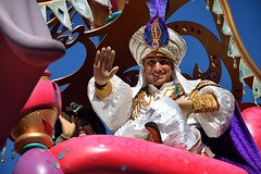 Aladdin / Happiness Is Here the day parade / #Tokyo #Disneyland #TDL / Tokyo Disney Resort #TDR (haphopper) Tags: japan tokyo prince disney parade entertainment 東京 aladdin performers themepark tokyodisneyland tdl disneycharacters 2015 tdr tokyodisneyresort ディズニー disneymovie ディズニーランド 東京ディズニーランド 東京ディズニーリゾート テーマパーク dayparade happinessishere