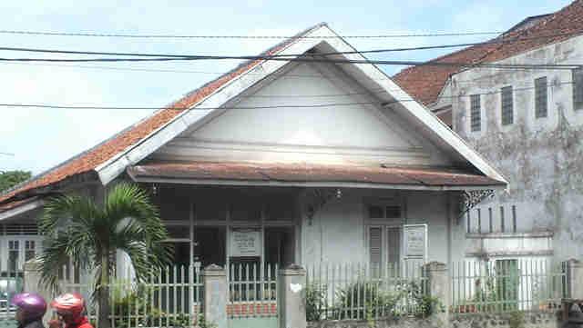 Jalan Mayor Oking Bogor