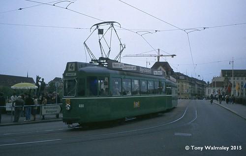 Basel 408 Mittlere Rheinbrücke