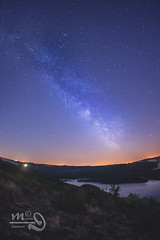 View on the Upper Sure lake (mousstique) Tags: sky panorama night nationalpark view vista sure kolor autopano autopanopro uewersauer uppersure