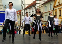 14.7.15 Ceska Pohadka in Trebon 54 (donald judge) Tags: festival youth dance republic czech south performance bohemia trebon xiii ceska esk mezinrodn pohadka pohdka dtskch mldenickch soubor