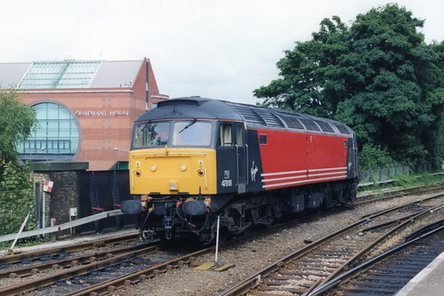 47818 (Sparegang) Tags: 47818 class47 478 brushtype4 sulzer 1s76 crosscountry redhill southernregion 474 1999 47243
