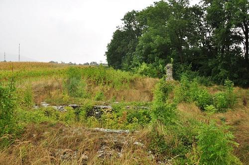 Carnuntum gate to military camp