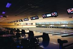 Bowl. (davidmctavish) Tags: photography explore art iphone lookslikefilm film light shadow bowlingalley bowling canada manitoba winnipeg fromhereandaway vscocam vsco