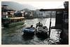 大澳漁村  Tai O Fishing Village (C. Alice) Tags: autofocus sea village house boat winter architecture building light water reflection 2016 ilce6000 sony a6000 sonya6000 hongkong asia sonyepz1650mmf3556oss favorites30