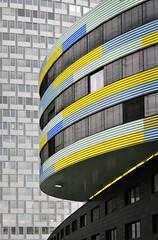 GSW Headquarters / Sauerbruch Hutton (Burçin YILDIRIM) Tags: gsv sauerbruchhutton berlin germany europe architecture architektur building mimari modernarchitecture architectuur arquitectura architecturalphotography