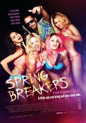 Spring Breakers (2012) กิน เที่ยว เปรี้ยว ปล้น {5.3}