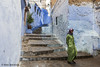 Blue City (abaranda) Tags: chefchaouen bluecity bluepearl morocco northernafrica africa