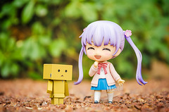 Aoba (Alix Real) Tags: figure figurine nendoroid nendoroids danbo danboard yotsuba aoba suzukaze new game alice cartelet kiniro mosaic honoka kousaka love live school idol project gsc goodsmile good smile company
