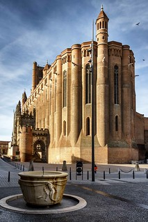 Albi la Cathédrale #explore