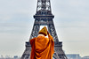 From all over the world (julialarrigue) Tags: eiffeltower paris colors toureiffel france french hat