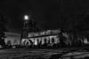 IMG_2105 (Yorkshire Pics) Tags: church swillington leeds night nightphotography nightscene graveyard churchyard east lee 1501 15012017 january blackwhite blackandwhite hdr