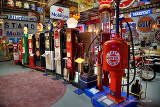 Ed Jacobsen's Petroleum Museum