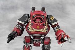 WB Contemptor 09 (Celsork) Tags: word bearers wrhammer 30k legion chaos spacemarine legionary horus heresy contemptor dreadnought walker games workshop