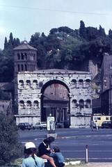 1982 04 03 Lazio - Roma_027 (william.ferrari1956) Tags: foriimperiali lazio roma