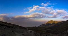 Xinantécatl 2 (alanmartínez) Tags: landscape volcano volcán paisaje clouds nubes sky blue sunset atardecer mountain montaña panoramic panorámica nature naturaleza rocas stones canon