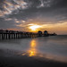 Naples+pier+at+sunset+-+Florida%2C+United+States+-+Travel+photography