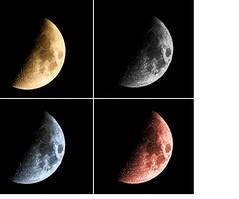 Which One? (theeqwlzr) Tags: sky food moon abstract macro texture blackbackground pattern nightlights outdoor surreal astrophotography serene nightsky southerncalifornia minimalism outerspace lunar organicpattern canonrebelxti photoborder
