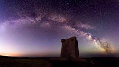 The Signal Tower & the Milky Way (Ronan.McLaughlin) Tags: nikon cork astrophotography nightsky f28 milkyway youghal ballymacoda knockadoon tokina1114mm
