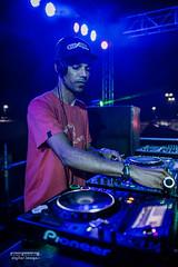 DJ MIguel Campbell, Colour Festival 2015 (David Parody) Tags: david m parody 2015