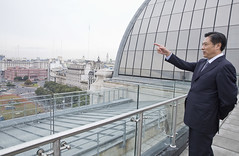 Dong Wei  en el CCK (Ministerio de Cultura de la Nacin) Tags: china delegacin recorrida espieira ministeriodeculturadelanacin centroculturalkirchner