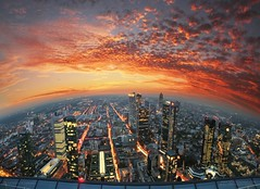 Above the Skyline (MOSTAFA HAMAD | PHOTOGRAPHY) Tags: above sunset skyline clouds germany deutschland cityscape outdoor frankfurt skylines abovetheskyline mostafahamad abovetheskylines frankfurtskylines mostafahamadphotography